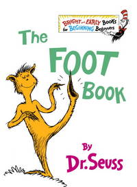 image of The Foot Book (Bright & Early Books(R)) by Dr. Seuss (1968-09-12)
