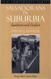 Salvadorans in Suburbia: Symbiosis and Conflict