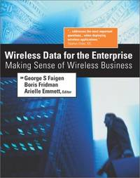 Wireless Data for the Enterprise