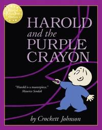image of Harold and the Purple Crayon (Essential Picture Book Classics)