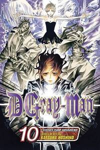 D. Gray-Man, Volume 10