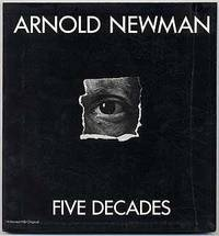 Arnold Newman, five decades (A Harvest/HBJ original)