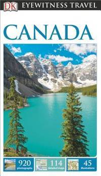 image of DK Eyewitness Travel Guide: Canada