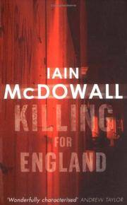 Killing for England (Jacobson & Kerr)