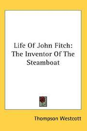 Life Of John Fitch