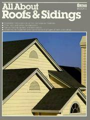 All About Roofs and Sidings (Ortho Bks. )