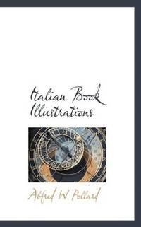 image of Italian Book Illustrations