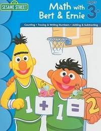 image of Sesame Workbook - Math With Bert_Ernie (Sesame Street (Learning Horizons))