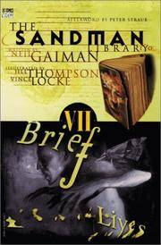 image of Sandman: Brief Lives (Book  VII of  The Sandman Collected Library)
