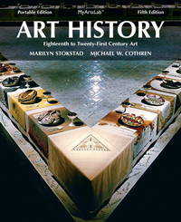 image of Art History Portables Book 6: 18th - 21st Century Plus NEW MyArtsLab with eText -- Access Card Package (5th Edition)