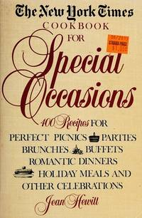 The New York Times Cookbook For Special Occasions