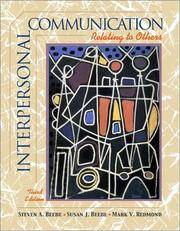 image of Interpersonal Communication : Relating to Others
