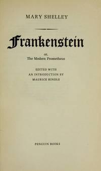 image of Frankenstein (Classics)