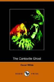 The Cantoville Ghost (Dodo Press) by Oscar Wilde - Paperback - 2005-11-16 - from Ergodebooks (SKU: DADAX1406502375)