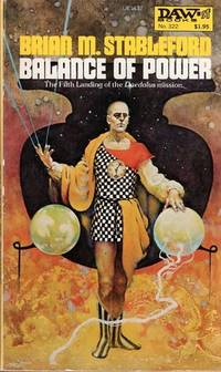 Balance of Power (Daedalus Mission, Bk. 5) by  Brian M Stableford - Paperback - 1979 - from The Book House  - St. Louis (SKU: 170310-MG30)