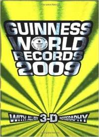 Guiness World Records 2009 by Guiness World Records - [ Edition: first ] - from BookHolders and Biblio.com