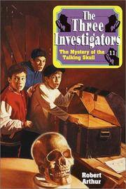 image of Mystery of the Talking Skull (Three Investigators)