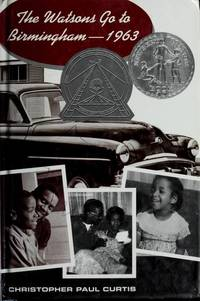 The Watsons Go to Birmingham: 1963 by Christopher Paul Curtis - from Wonder Book (SKU: V05C-02020)