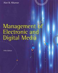 image of Management of Electronic and Digital Media