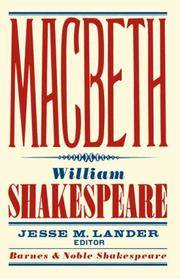 image of Macbeth (Barnes_Noble Shakespeare)