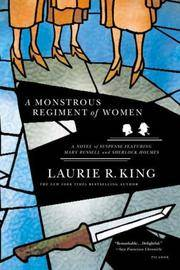 A Monstrous Regiment of Women by Laurie R. King - Paperback - October 2, 2007 - from Bright Beacon Books (SKU: M002046)