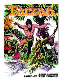 image of Edgar Rice Burroughs' Tarzan: Burne Hogarth's Lord of the Jungle