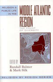 Religion and Public Life in the Middle Atlantic Region