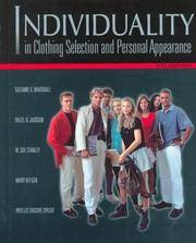 Individuality in Clothing Selection and Personal Appearance (5th Edition) Jackson, Hazel;...