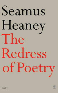 image of The Redress of Poetry: Oxford Lectures