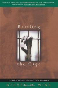 Rattling the Cage: Toward Legal Rights for Animals.