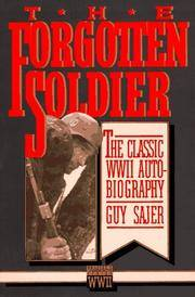 The Forgotten Soldier: The Classic WWII Autobiography (Brassey's Commemorative Series WWII)