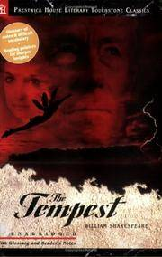 The Tempest - Literary Touchstone Edition