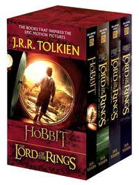image of The Hobbit and the Lord of the Rings: The Hobbit / The Fellowship of the Ring / The Two Towers / The Return of the King