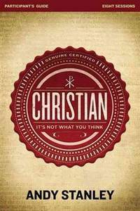 image of Christian Participant's Guide with DVD: It's Not What You Think
