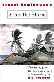 Ernest Hemingway's After the Storm