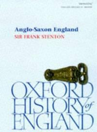 image of Anglo-Saxon England (Oxford Paperbacks)