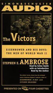 image of The VICTORS, THE: Eisenhower and His Boys: The Men of World War II