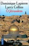 image of O Jerusalem (L'epopee de la fondation d'Israel) (French Edition)