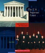 The U.S. Supreme Court (Cornerstones of Freedom: Second (Library))