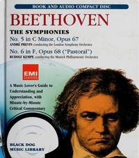 Beethoven: The Symphonies (Black Dog Music Library)
