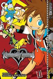 Kingdom Hearts: Chain of Memories #1