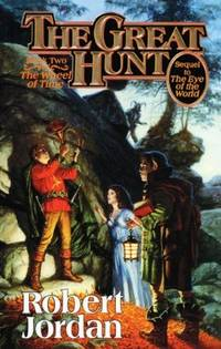 image of The Great Hunt (Turtleback School_Library Binding Edition) (Wheel of Time (Pb))