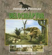 Velociraptor (Dinosaur Profiles)
