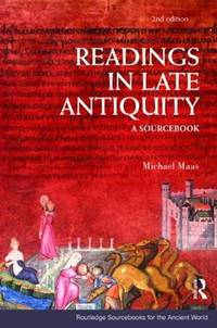 Readings in Late Antiquity: A Sourcebook.