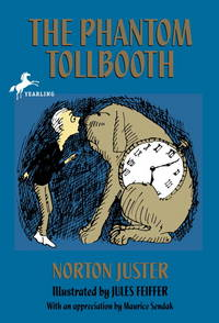 The Phantom Tollbooth by Norton Juster - Paperback - 35th Anniversary ed. - from BooksRun (SKU: 0394820371-7-1-10)