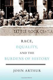 RACE, EQUALITY AND THE BURDENS OF HISTORY (HB 2007)