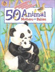 50 Animal Mothers and Babies With Sticker (High-Q Science Activity Books)