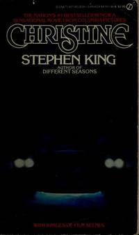 Christine (Signet) by Stephen King - Paperback - 1983-11-07 - from Books Express and Biblio.com
