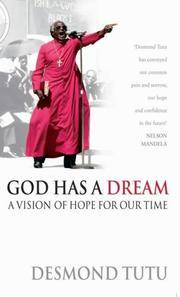image of God Has a Dream: A Vision of Hope for Our Time