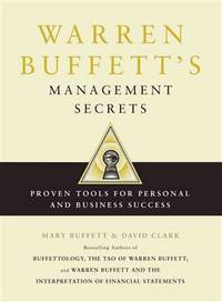 image of Warren Buffett's Management Secrets: Proven Tools for Personal and Business Success